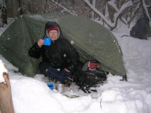 Blizzard Backpacking - 7