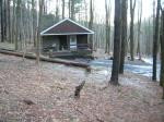 Cabin at Tohickon