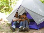 Tohickon: Boys in Tent